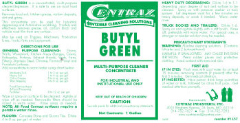 Butyl Green