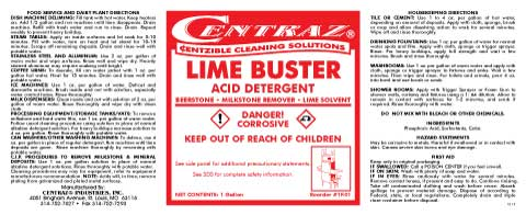 Lime Buster
