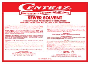 SewerSolvent(7-x-10)